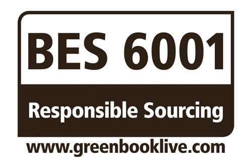 Екструдиран пенополистирол, удостоен със сертификат BES 6001 за отговорно предлагане на строителни продукти