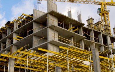 Спад на новото строителство в София