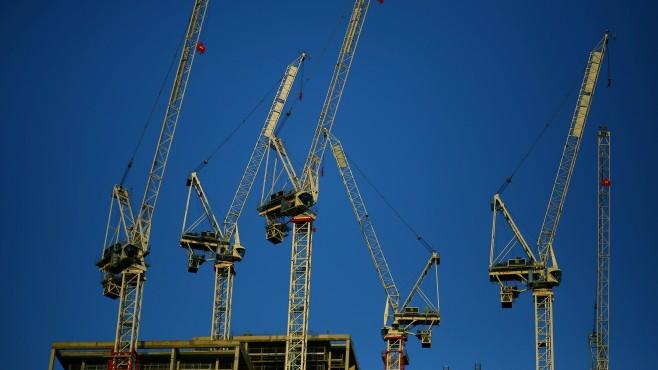България е на четвърто място в ЕС по спад на строителната продукция