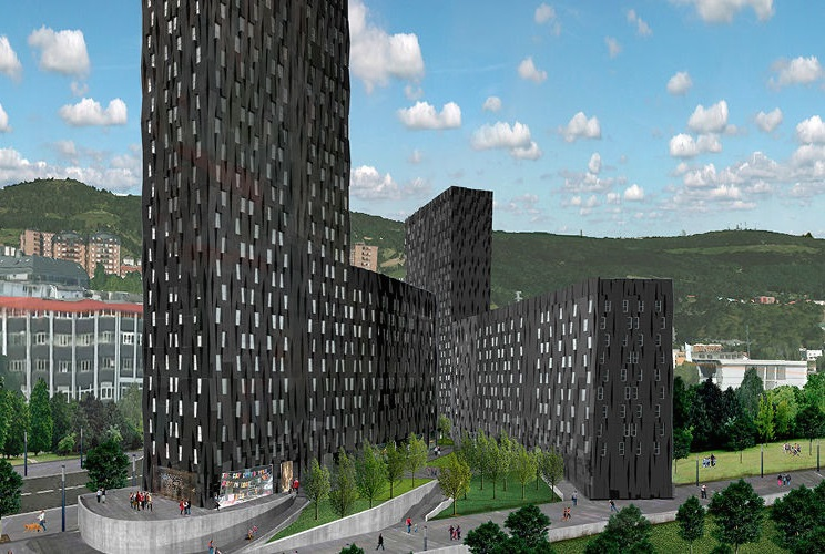 Най-високата пасивна сграда в света получи награда от Green Solution Awards 2018
