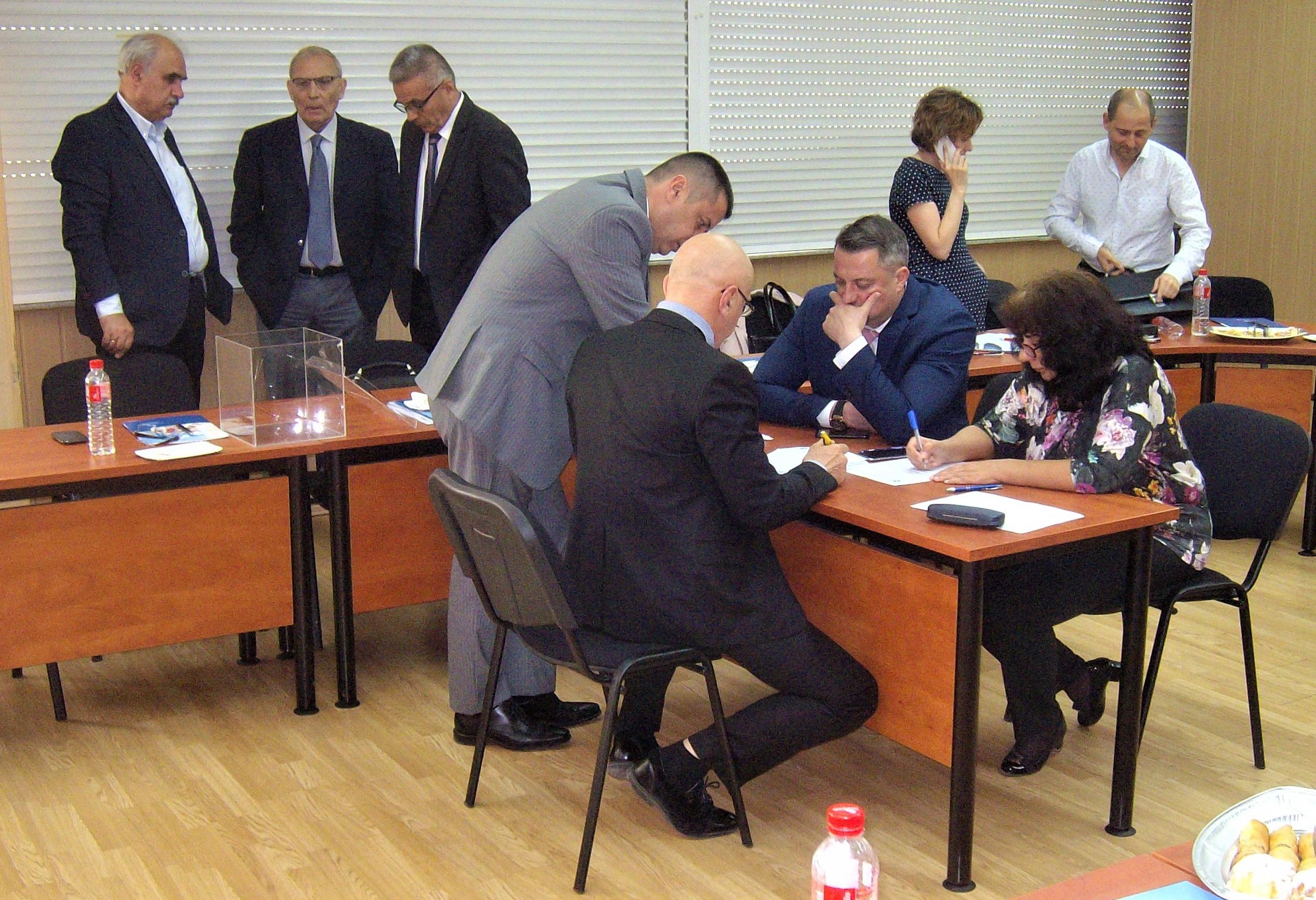 БАИС избра ново ръководство на Общо събрание