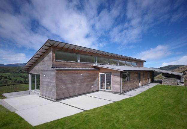 Безвъглеродно жилище