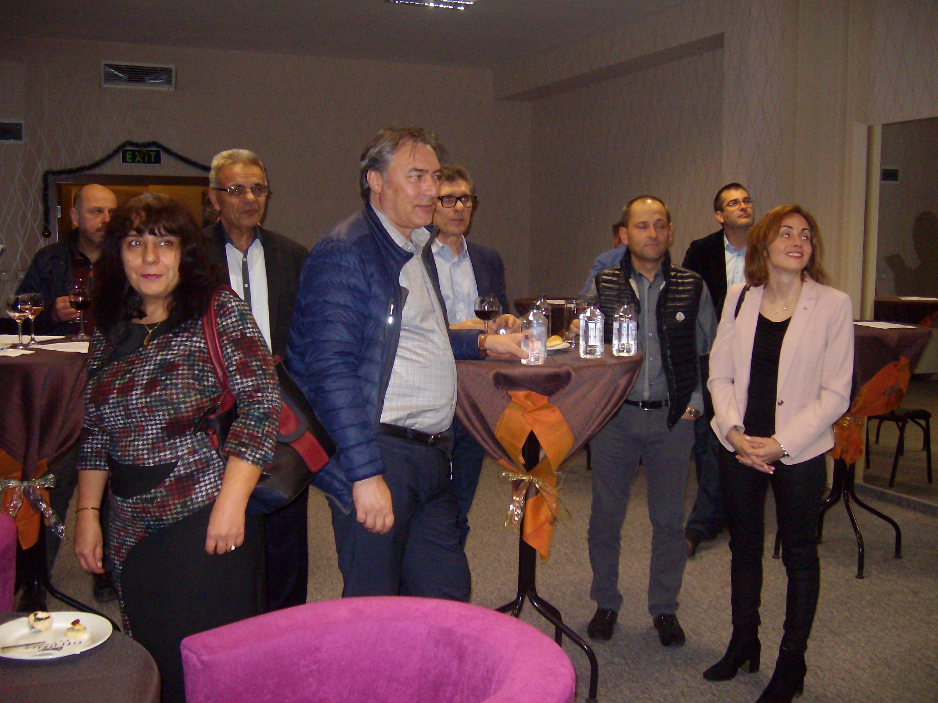 БАИС  събра членове и партньори на Коледно събитие