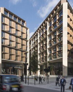 """Централата на Bloomberg в Лондон – """"най-устойчивата офис-сграда в света""""?"""
