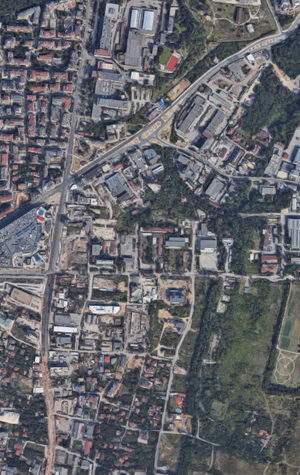 "Нов офис проект за 30 млн. евро в жк ""Хладилника"""