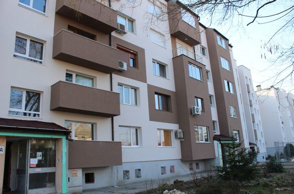 Още 13 млн. лв. за саниране на жилищни и обществени сгради