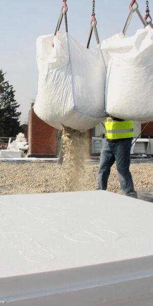 Първата сертифицирана от Британския съвет по акредитация изолация за инвертни покриви