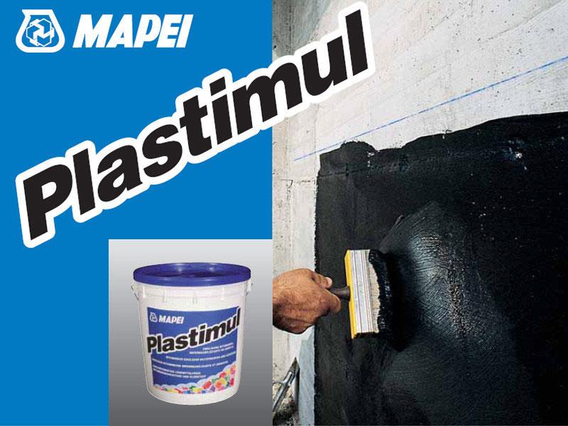 Plastimul – битумни емулсии за хидроизолиране на фундаменти