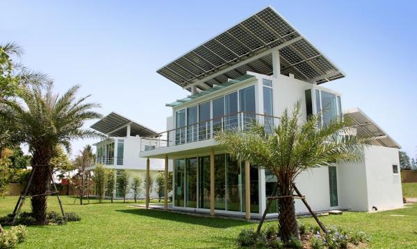"""Първият соларно-водороден дом се """"откъсна"""" от електро-мрежата"""