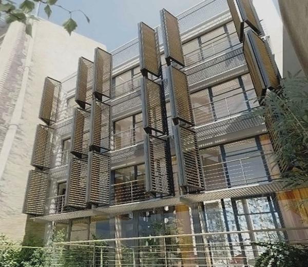 Забележителен френски соларен дом се гордее със 7 нива на устойчиви иновации