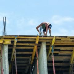 Сградното строителство е основен двигател в сектора