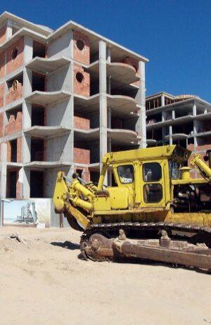 6% ръст в строителната продукция за година