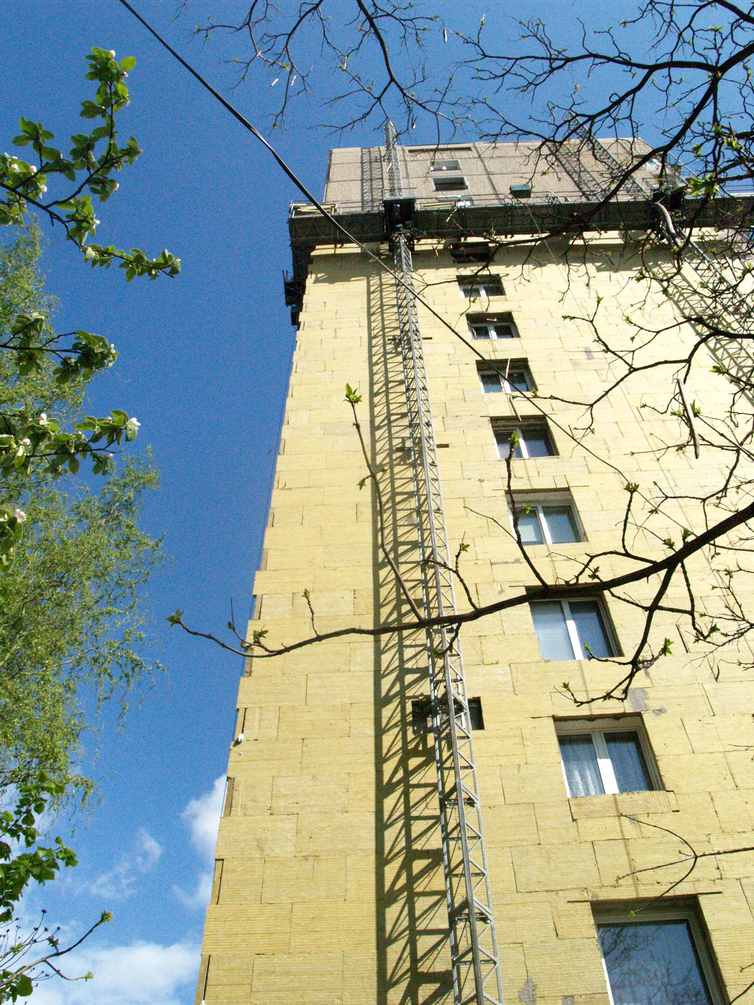 ТЕРАЗИД ще участва активно в санирането на сгради и през тази година