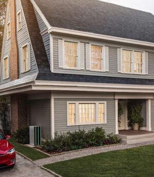 Слънчевите покриви на Tesla бяха разпродадени в количества до 2018 година