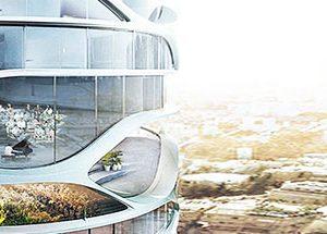 Израелски архитекти предлагат нова концепция за високото строителство