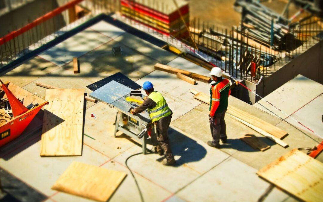 Строителният бранш изпраща успешна година