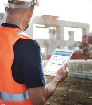 Нова технологична компания се разраства бързо с ново приложение за малки строителни фирми