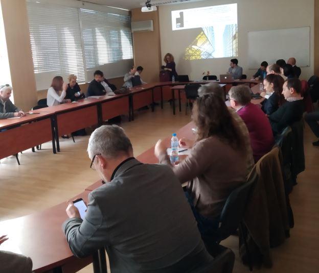 """Асоциация за Фасаден Инженеринг (АФИ) проведе кръгла маса на тема """"Проектиране на сградни обвивки"""""""