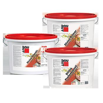 Баумит Дивина – здравословни и устойчиви интериорни бои